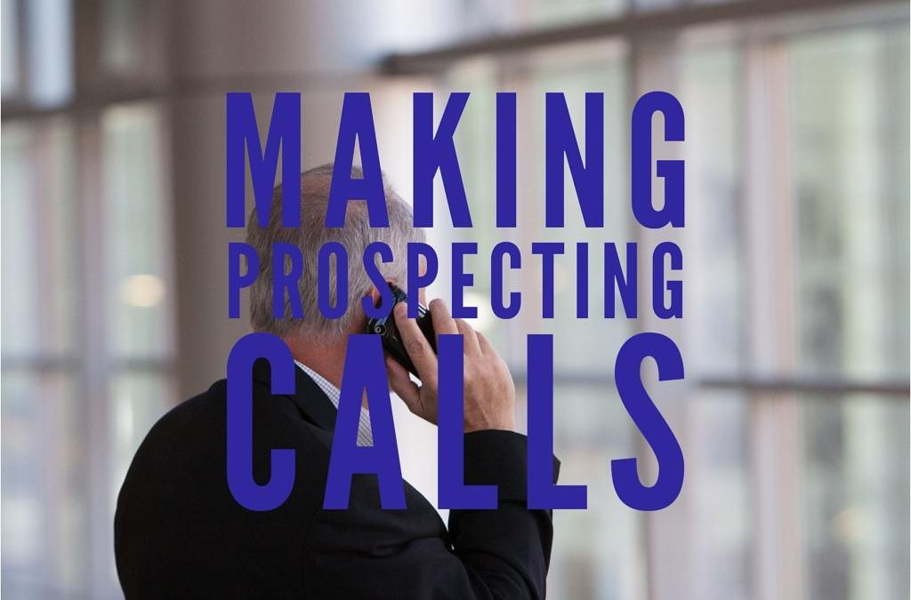 -Making Prospecting Calls